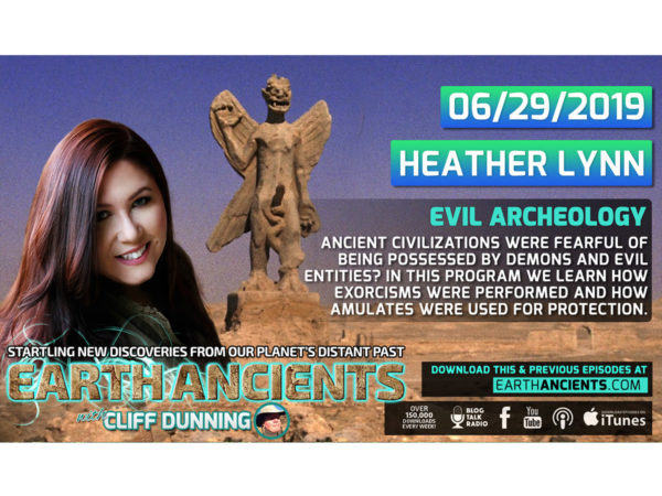 Heather Lynn: Evil Archaeology