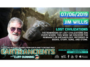 Jim Willis: Lost Civilizations from Earth's Unknown Past
