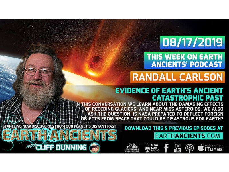 Randall Carlson: Catastrophes of Ancient Earth