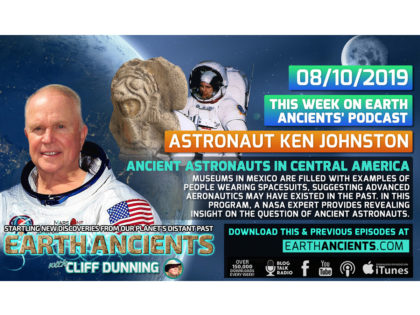 Astronaut Ken Johnston: Ancient Astronauts in Central America