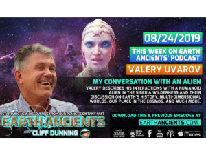 Valery Uvarov: My Conversation with an Alien