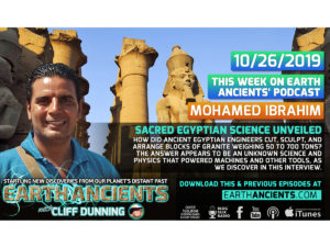 Mohamed Ibrahim: Sacred Egyptian Science Unveiled