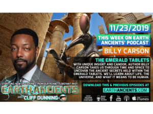 Billy Carson: The Emerald Tablets