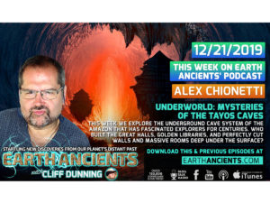 Alex Chionetti: Underworld, Mystery of the Tayos Caves