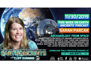Sarah Parcak: Archaeology from Space