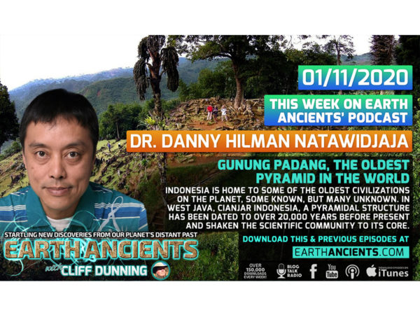 Dr. Danny Hilman: Gunung Padang, Uncovering The World's Oldest Pyramid
