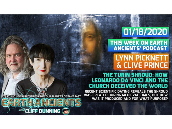 Lynn Picknett & Clive Prince: Leonardo da Vinci, the Church and the Turin Shroud