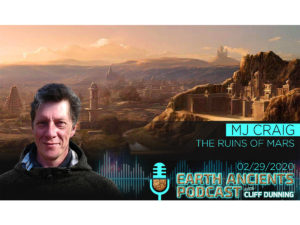 MJ Craig: The Archaeological Ruins of Mars