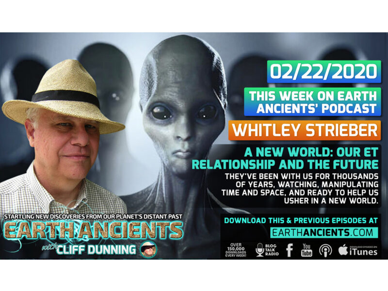 Whitley Strieber: A New World, Our Relationship with ETs and the Future