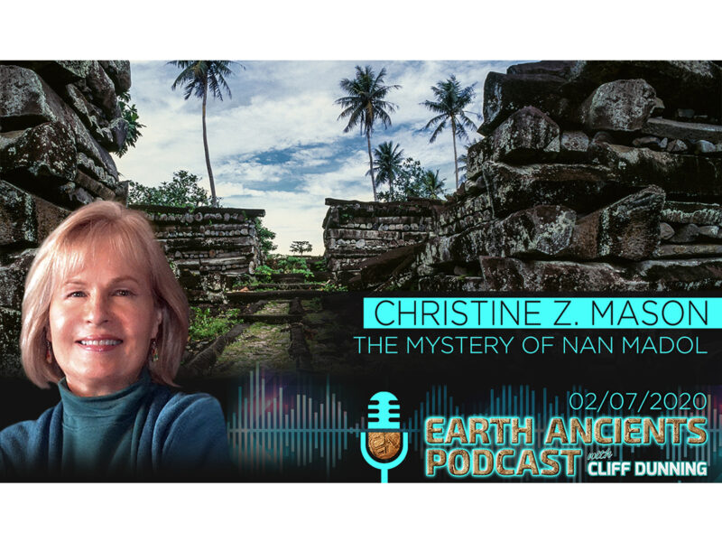 Christine Z. Mason: Mystery of the Ancient Stone City of Nan Madol