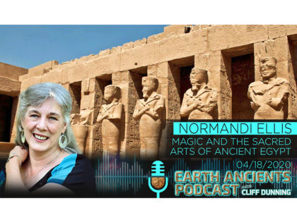 Normandi Ellis: Magic and the Sacred Manifesting Arts of Ancient Egypt