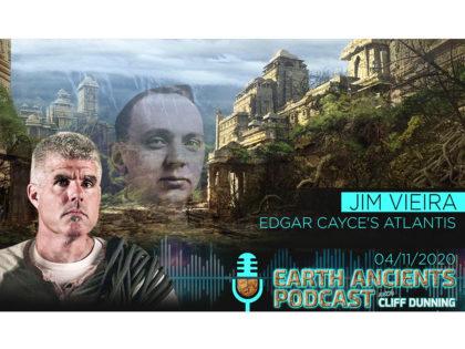 Jim Vieira: Edgar Cayce's Atlantis