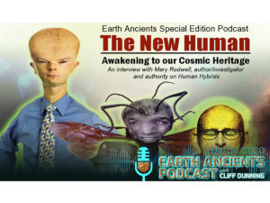 Mary Rodwell: The New Human, Awakening to our Cosmic Heritage