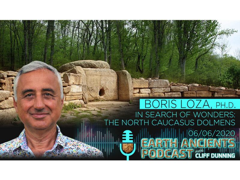 Boris Loza: Dolmens of Megalithic Russia