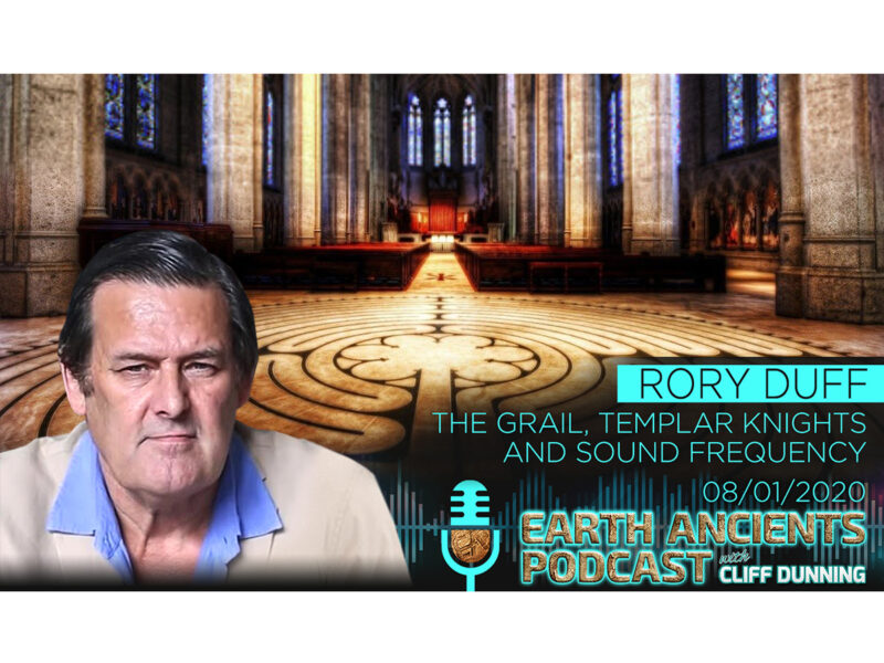Rory Duff: The Grail, Templar Knights and Sound Frequency