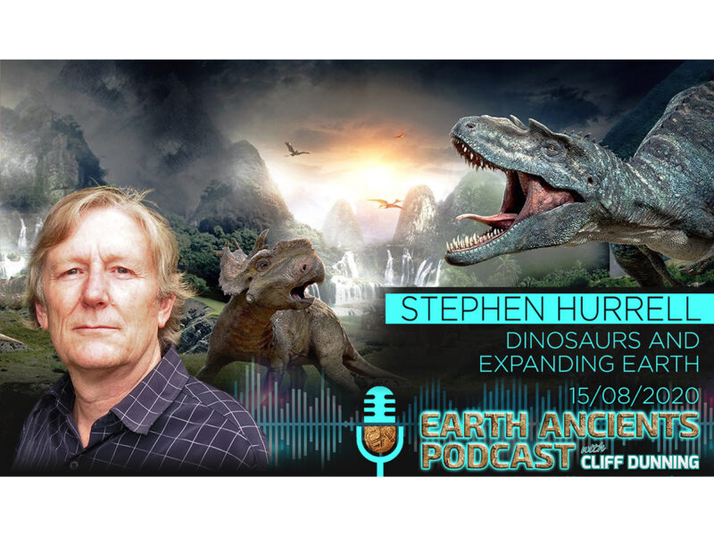 Stephen Hurrell: Dinosaurs and the Expanding Earth