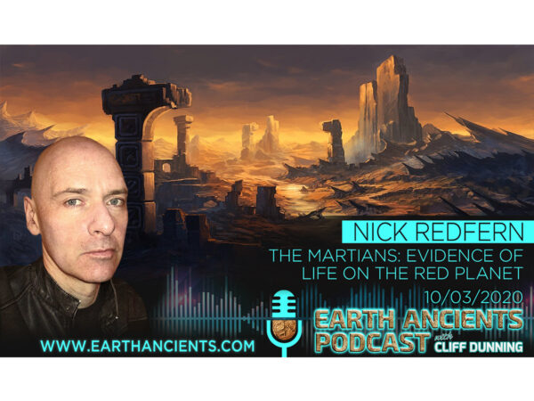 Nick Redfern: The Martians: Evidence of Life on the Red Planet