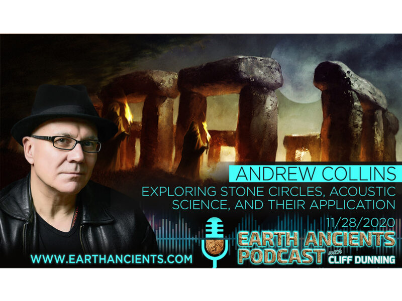 Andrew Collins: Exploring Stone Circles, Acoustic Science and their Application