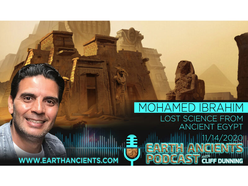 Mohamed Ibrahim: Lost Science from Ancient Egypt