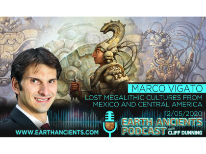 Marco Vigato: Lost Megalithic Cultures from Mexico & Central America