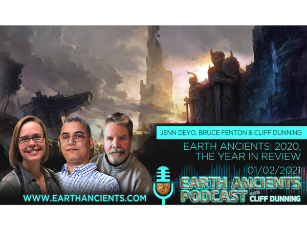 Earth Ancients: 2020, The Year in Review