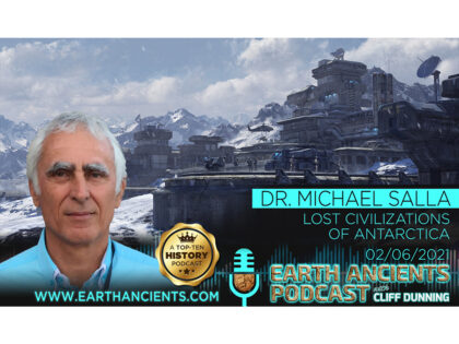Dr. Michael Salla: Lost Civilizations of Antarctica