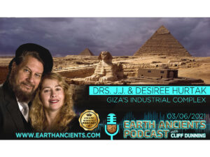 Drs. J.J. & Desiree Hurtak: Giza's Industrial Complex