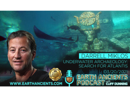 Darrell Miklos: Underwater Archaeology, The Search for Atlantis