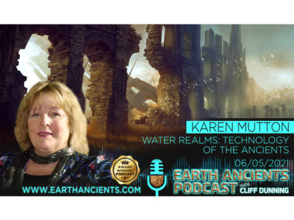 Karen Mutton: Water Realms, Technology of the Ancients