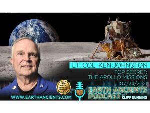 Lt. Col. Ken Johnston: Top Secret, The Apollo Missions to Space