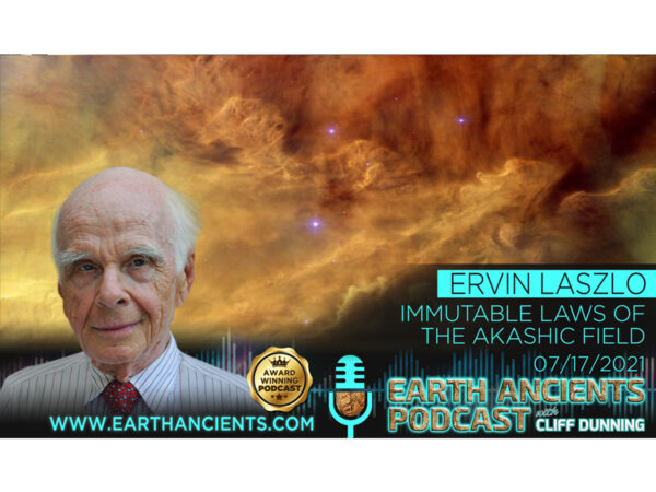 Ervin Laszlo: The Immutable Laws of the Akashic Field