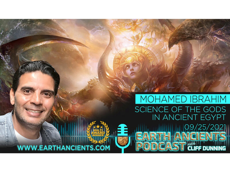 Mohamed Ibrahim: Science of the Gods in Ancient Egypt